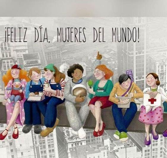 Imagen de mujeres trabajadoras